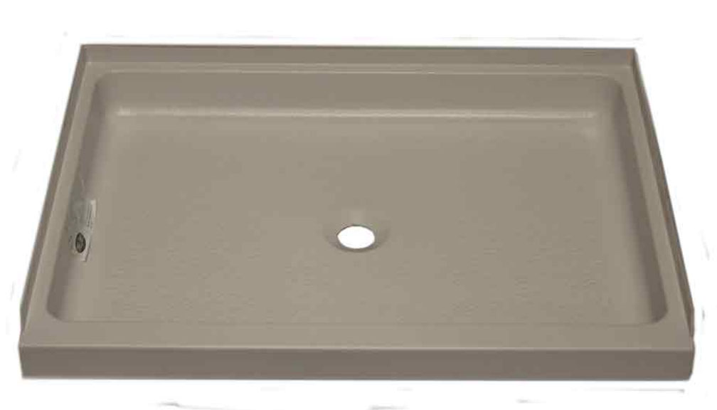 Wonderful 24 X 32 Shower Pan With Center Drain Model Number: 32 DF 354326632. Price  $174.74