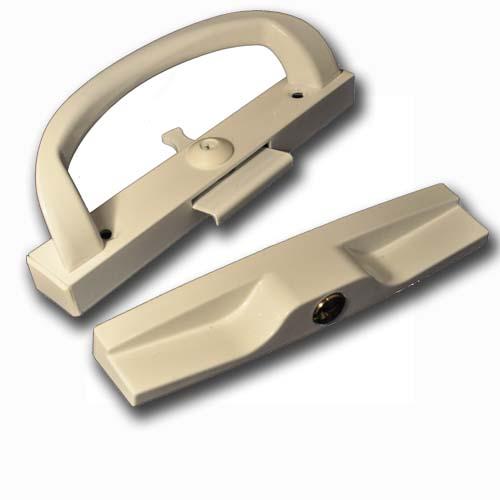Patio Door Handle U0026 Lock Set Model Number: KMH7502 02. Price $135.20