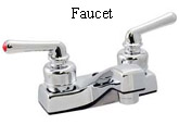 Many stiles of Faucets for your RV