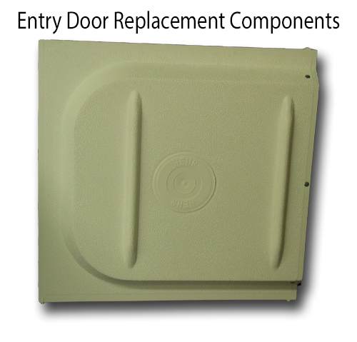 Motorhome Entry Door replacement Components