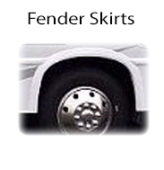 RV fenderskirts, fender skirts