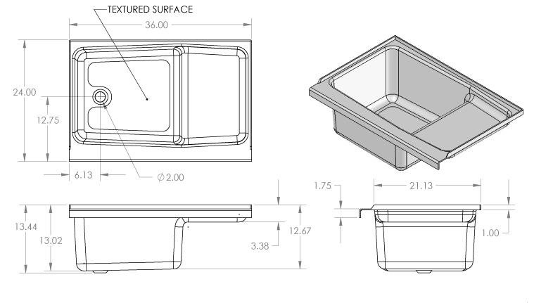 Bath Tubs - Step Tubs - RV Windows