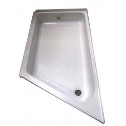 Shower Pans Tub Eccentric Shape Rv Windows