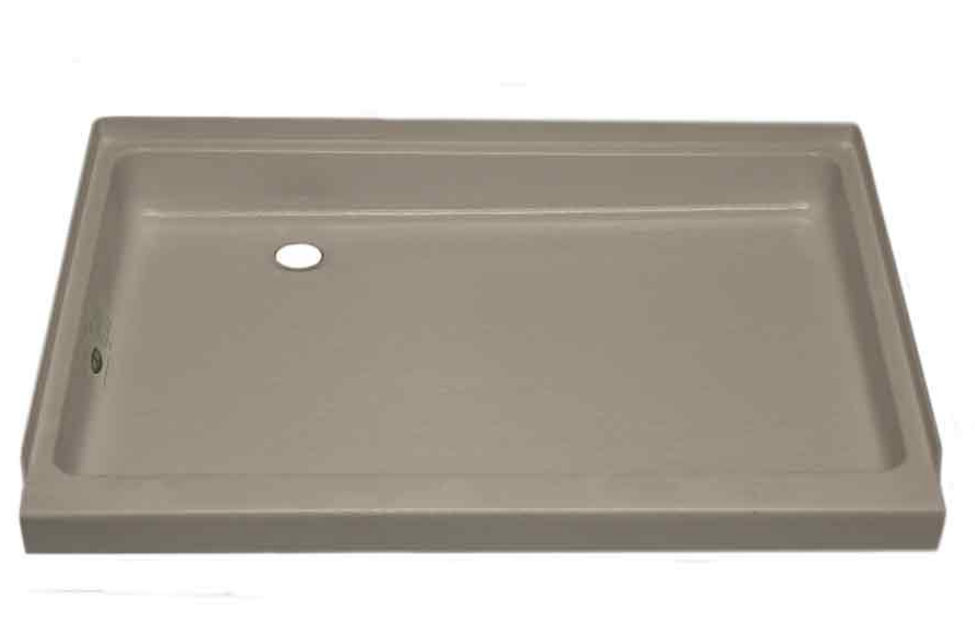 32 X 24 Shower Pan Left Hand Drain Model Number: 32 DF 354325132. Price  $174.72