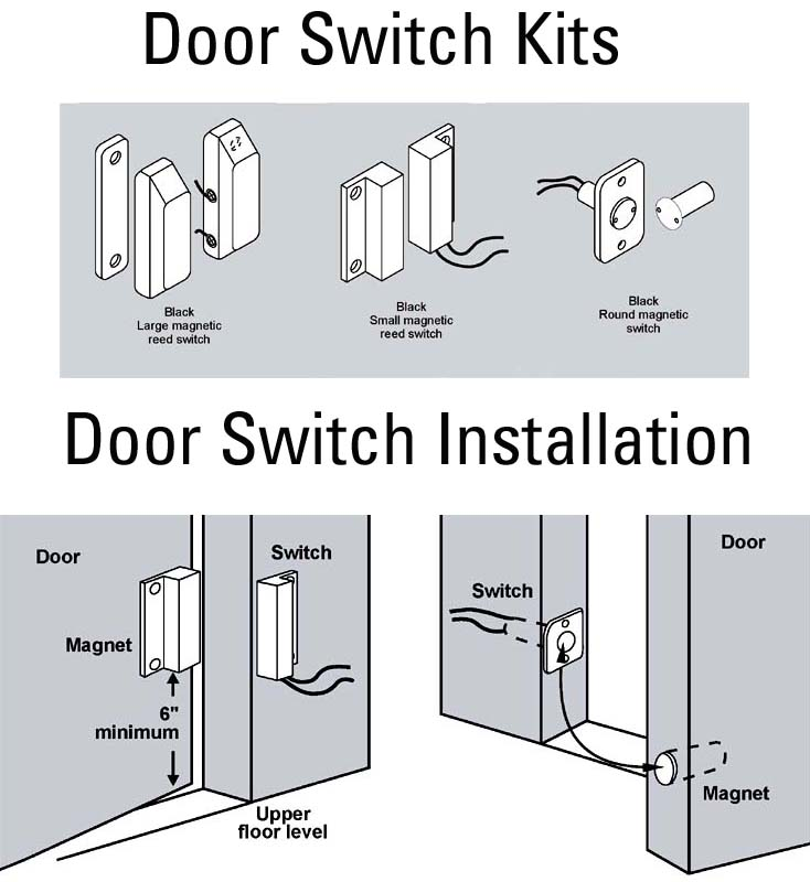 door switch installation guide - rv windows magnetic limit switch wiring diagram magnetic door switch wiring diagram