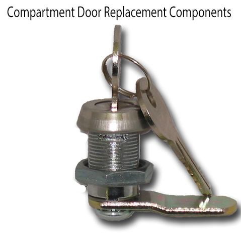 RV Access Door Replacement components